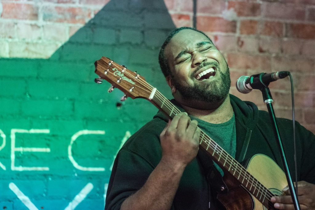 Guitarist Singing Better