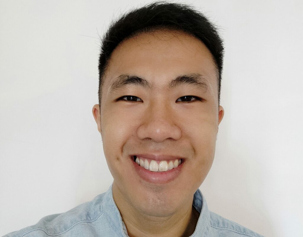 Picture of Vincent Wong