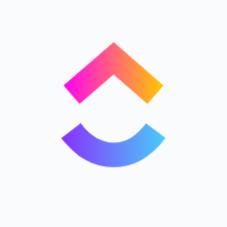 ClickUp Logo Icon