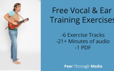 Free Vocal & Ear Training Exercises