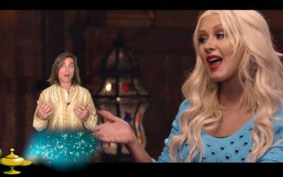 Christina Aguilera Masterclass Review – Singing