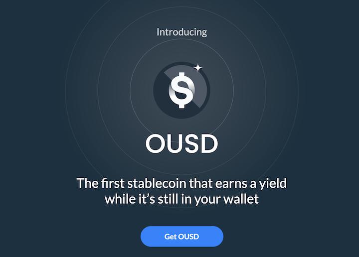 OUSD Earn in Your Wallet