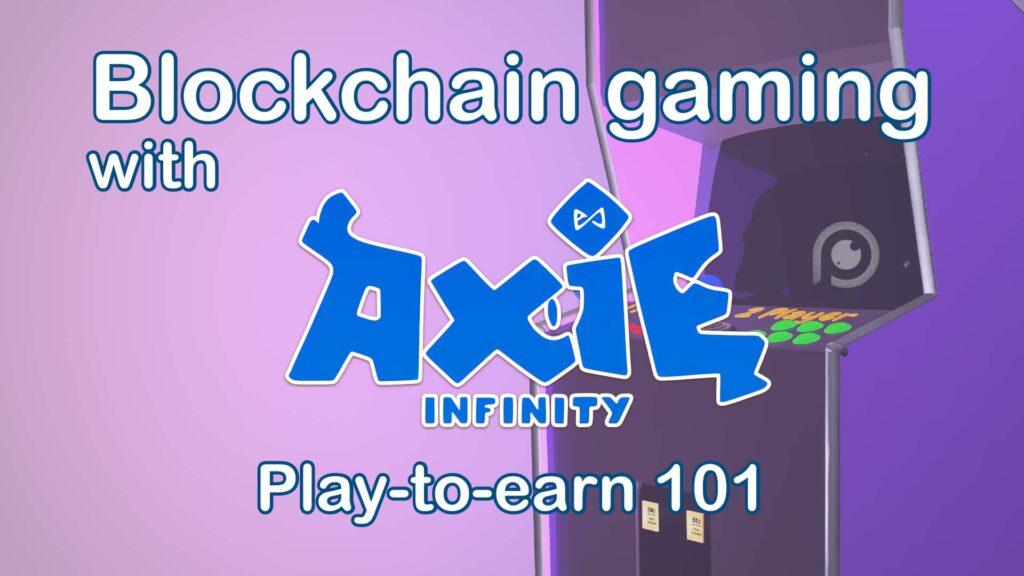 NFT Gaming Axie Infinity AXS