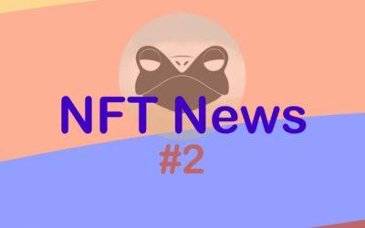 No Fun News – 2 – Crazy Lizard Army, Bento Box, 1 inch, Take My Muffin