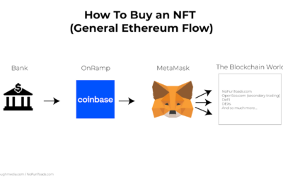 How To Buy an NFT (No Fun Toad)
